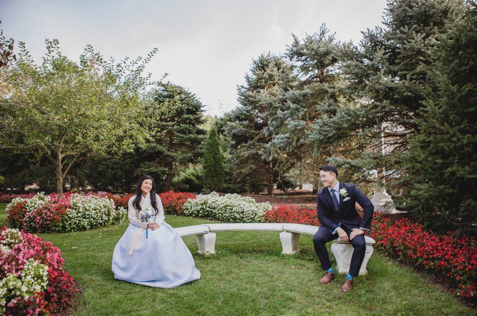 Grace & Alexander's Little Wedding