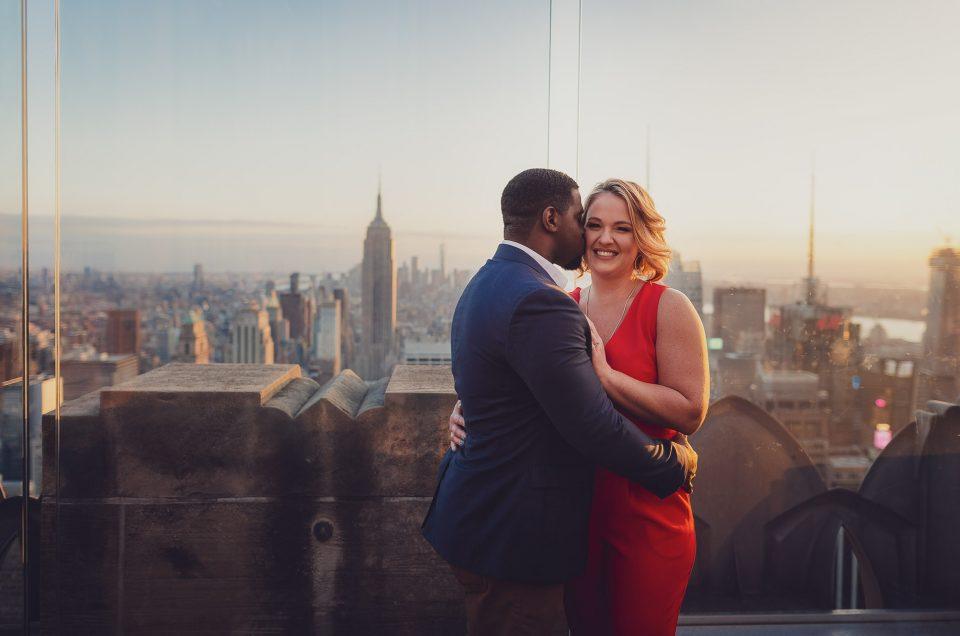 Jennifer and Joseph Visit New York