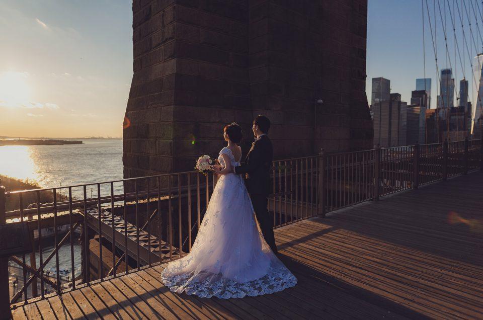 Eri and Genta Visit New York City